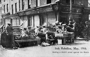 IRELAND DURING THE FIRST WORLD WAR, INCLUDING THE IRISH REBELLION 1916