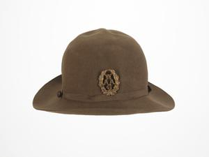 hat, Women's Army Auxiliary Corps