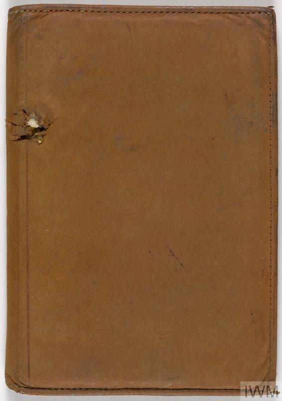 Private Papers of Lieutenant R S Smylie