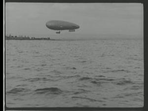 AIRSHIP COOPERATION WITH SUBMARINE K5 [Allocated Title]