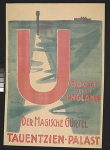 U-Boote Gegen England [U-Boats Against England]