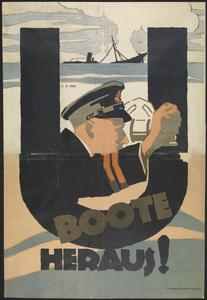 U Boote Heraus! [The U-boats Are Out!]