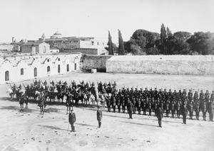 PALESTINE IN THE FIRST WORLD WAR