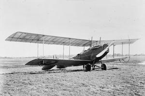 AMERICAN AIRCRAFT OF THE FIRST WORLD WAR
