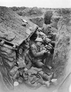 THE FIRST WORLD WAR 1914 - 1918: THE WESTERN FRONT