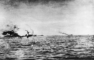 THE BATTLE OF JUTLAND, 31 MAY 1916