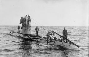 THE FIRST WORLD WAR 1914 - 1918: THE WAR AT SEA