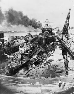 PEARL HARBOUR 7 DECEMBER 1941