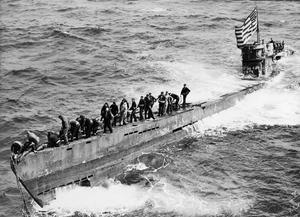 THE SECOND WORLD WAR 1939 - 1945: THE WAR AT SEA