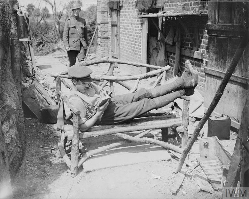 THE BATTLE OF PASSCHENDAELE, JULY-NOVEMBER 1917