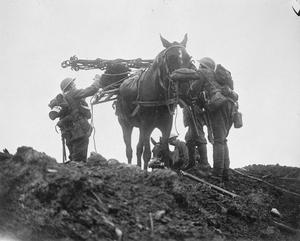 THE THIRD BATTLE OF YPRES (PASSCHENDAELE) 31 JULY - 10 NOVEMBER 1917