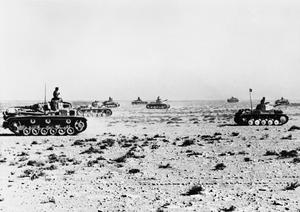 THE CAMPAIGN IN NORTH AFRICA 1940-1943