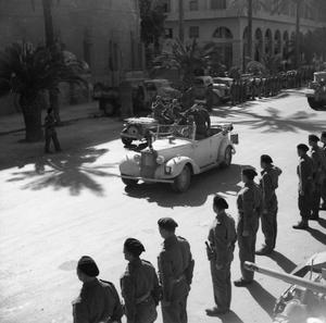 THE CAMPAIGN IN NORTH AFRICA 1940-1943: PERSONALITIES
