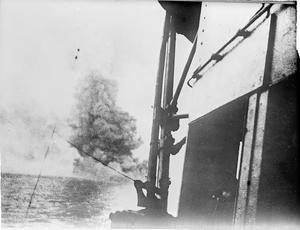 THE BATTLE OF JUTLAND 31 MAY 1916