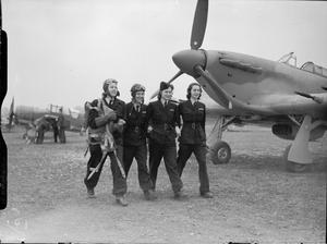 THE AIR TRANSPORT AUXILIARY IN THE SECOND WORLD WAR