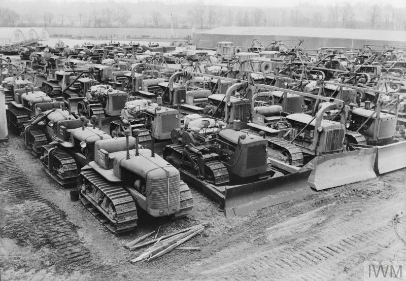 Bulldozers For Sale >> PREPARATIONS FOR OPERATION OVERLORD (THE NORMANDY LANDINGS): D-DAY 6 JUNE 1944 (EA 22292)