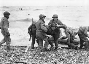 OPERATION OVERLORD (THE NORMANDY LANDINGS): 7 JUNE 1944