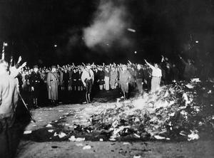 THE NAZI SEIZURE OF POWER, 1933 - 1935