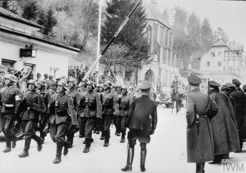anschluss with austria march 1938 nyp 68062