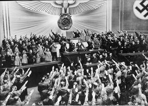 ANSCHLUSS WITH AUSTRIA, MARCH 1938