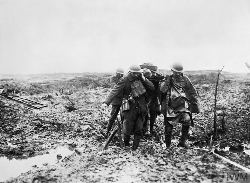 the popularity of the trench warfare as part of the western front during world war i The great powers entered world war i expecting to fight it in much the same way as previous recent conflicts cavalry and infantry would engage in a few pitch battles, after which the l.
