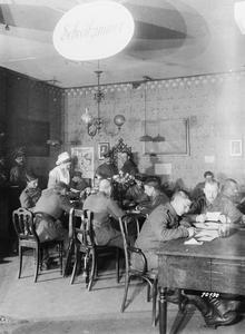 THE GERMAN OCCUPATION OF BELGIUM, 1914-1918