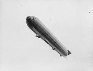 BRITISH AIRSHIPS OF THE FIRST WORLD WAR