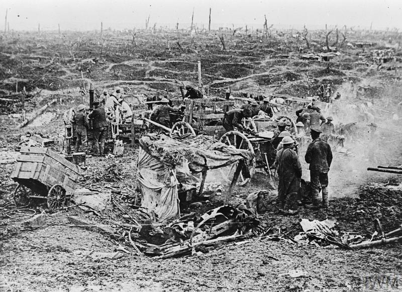 a study on the first world war Shell shock: an outcome study of a first world war 'pie' unit article (pdf  available) in psychological medicine 37(2):215-23 march 2007 with 203 reads.