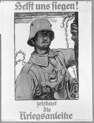 THE GERMAN PROPAGANDA DURING THE FIRST WORLD WAR