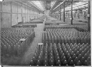 THE AMMUNITION PRODUCTION IN BRITAIN DURING THE FIRST WORLD WAR