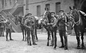 THE BRITISH ARMY IN THE FIRST WORLD WAR