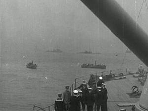 VISIT OF SIR H WILSON TO THE GRAND FLEET (ledger title) [Main Title]