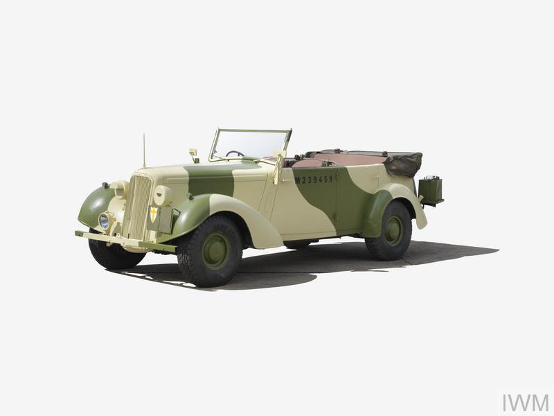 Humber Super Snipe Staff Car (Old Faithful)