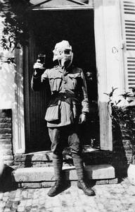 1/4TH BATTALION GLOUCESTER REGIMENT, WESTERN FRONT 1915