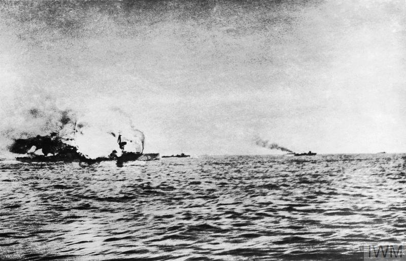 THE BATTLE OF JUTLAND, 31 MAY 1916