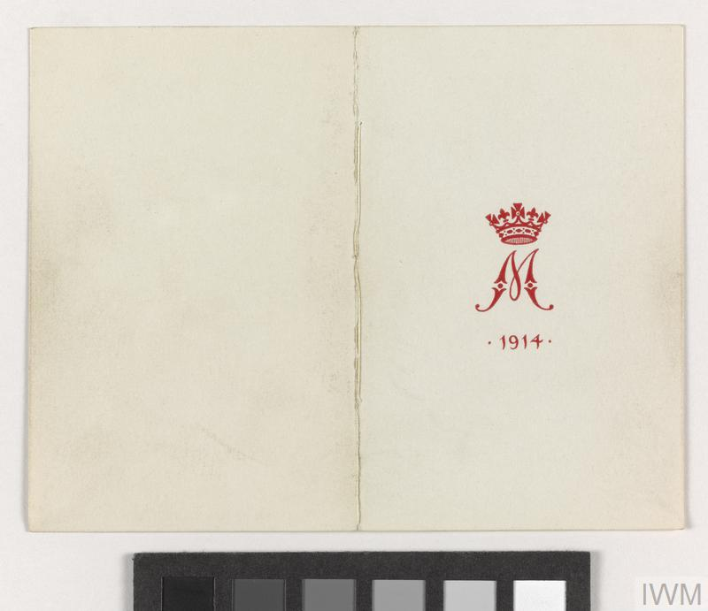 Private Papers of E King