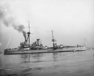 BRITISH BATTLESHIPS OF THE FIRST WORLD WAR