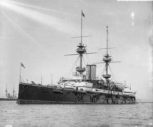 MAJESTIC CLASS BATTLESHIPS: HMS MAGNIFICENT