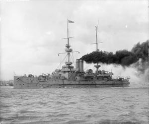 MAJESTIC CLASS BATTLESHIPS: HMS MARS