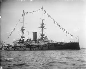 MAJESTIC CLASS BATTLESHIPS: HMS VICTORIOUS