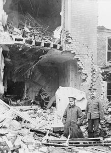 THE GERMAN BOMBING CAMPAIGN AGAINST ENGLAND, 1915-1918