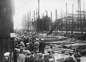 THE SHIPBUILDING INDUSTRY IN BRITAIN, 1914-1918