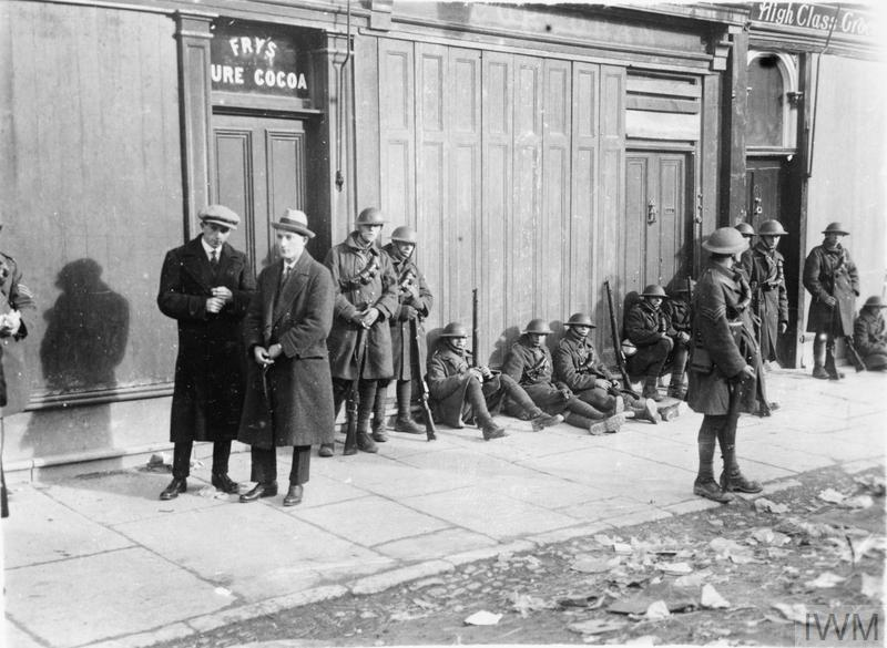 The Irish Civil War – A brief overview