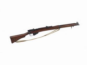 Rifle, Short, Magazine, Lee Enfield, .303 inch, Mk 3*