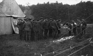 THE BRITISH ARMY ON THE HOME FRONT 1914-1918