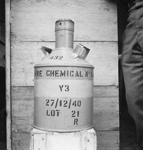 CHEMICAL WARFARE IN THE TWENTIETH CENTURY: THE SECOND WORLD WAR