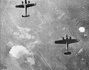 THE BATTLE OF BRITAIN, JULY-OCTOBER 1940