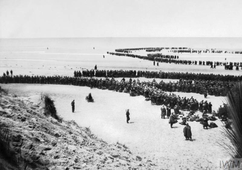 DUNKIRK 26-29 MAY 1940