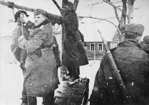 THE NAZI TERROR IN OCCUPIED EUROPE, 1939-1945