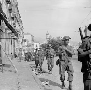 THE ALLIED LANDINGS IN ITALY, SEPTEMBER 1943: REGGIO, TARANTO AND SALERNO